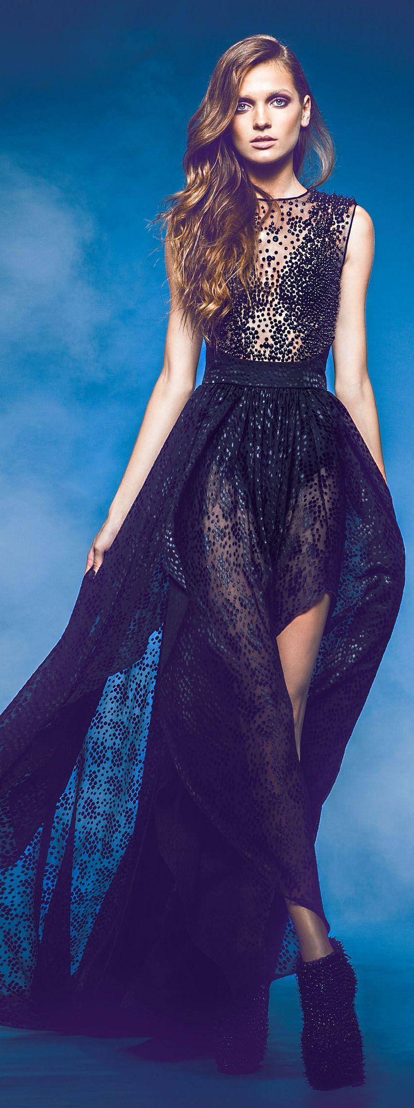 Jean louis sabaji couture fw plus beautiful dresses
