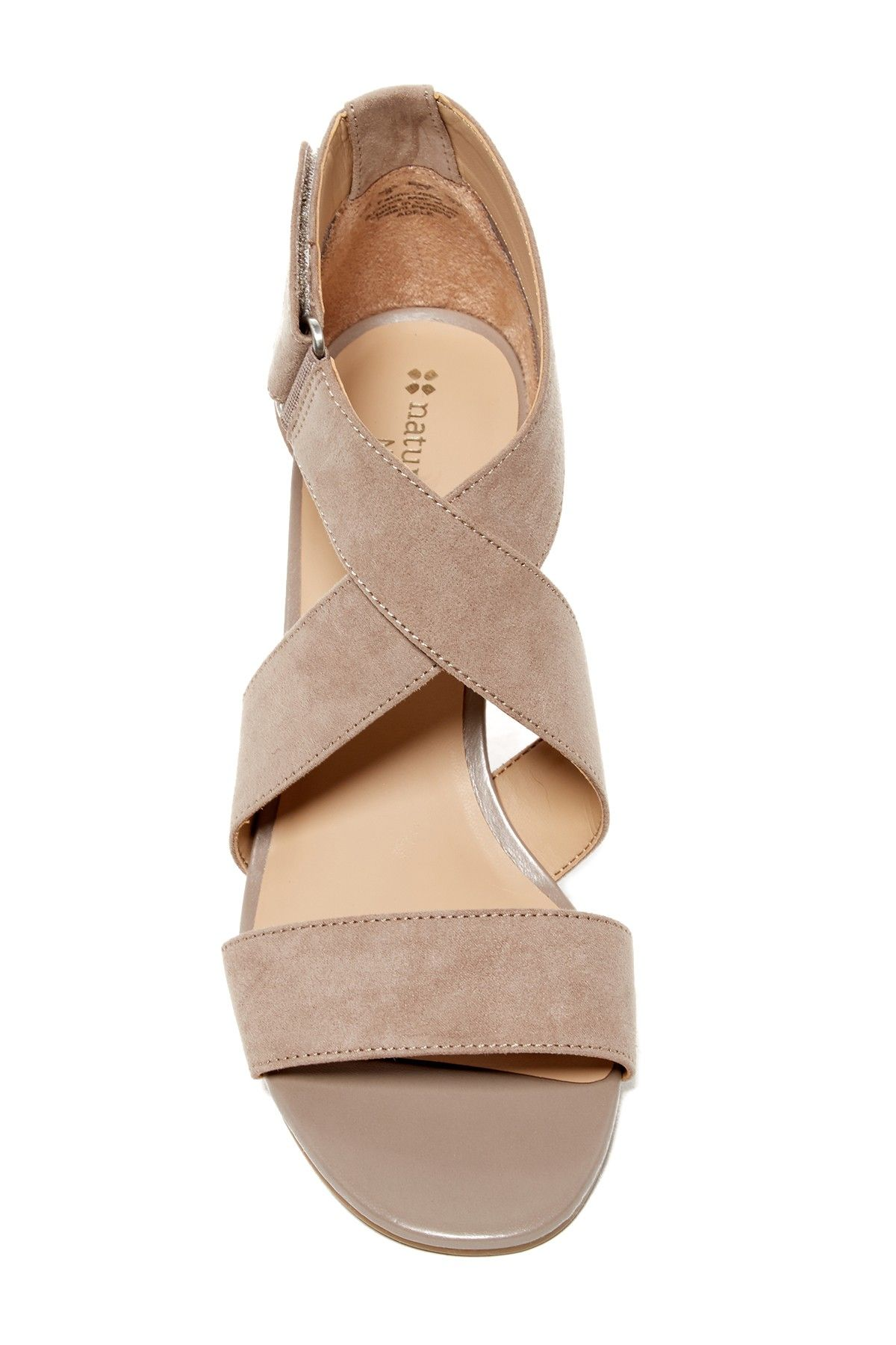 2f3fd7bf430 Naturalizer - Adele Heeled Sandal is now 42% off. Free Shipping on orders  over  100.