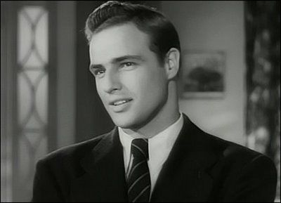 Marlon Brando, gorgeous man! also loved you in the Godfather
