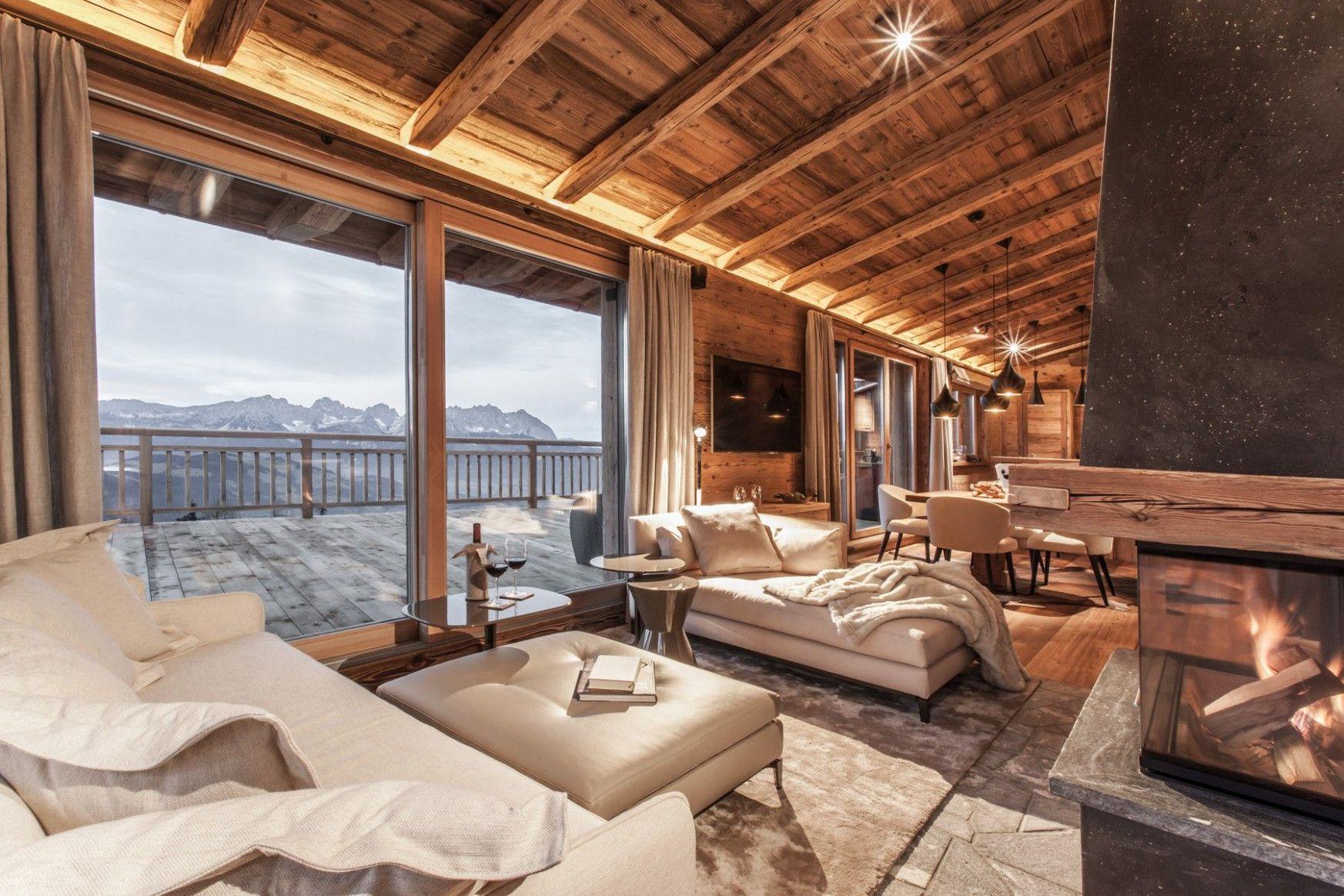 6 Wohnzimmer Alpin Trendy in 6  Schöner wohnen wohnzimmer