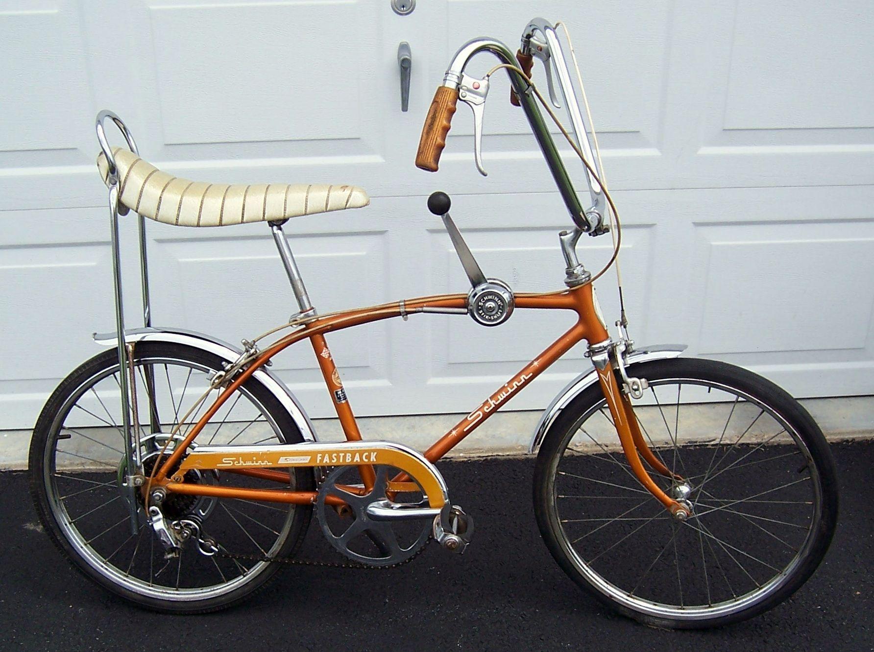 1966 Schwinn Coppertone Fastback Stingray Bicycle Schwinn Bike Schwinn Schwinn Bicycles