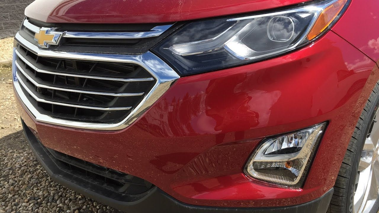2018 Chevrolet Equinox LTZ FOR SALE / Red, AWD / 18n001