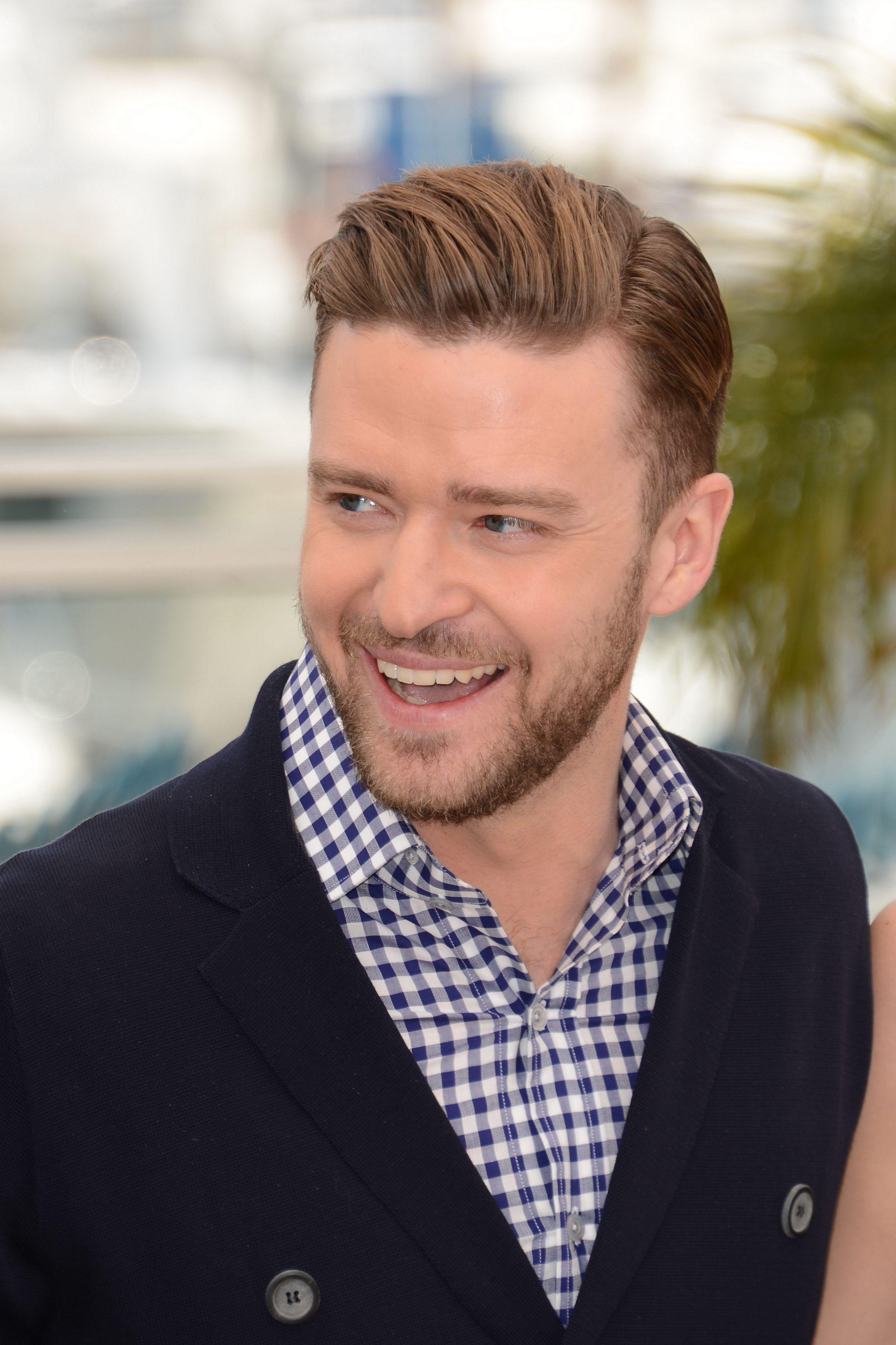 Justin Timberlake Hair...