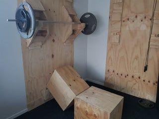 functional corner home gym  home gym design diy home gym