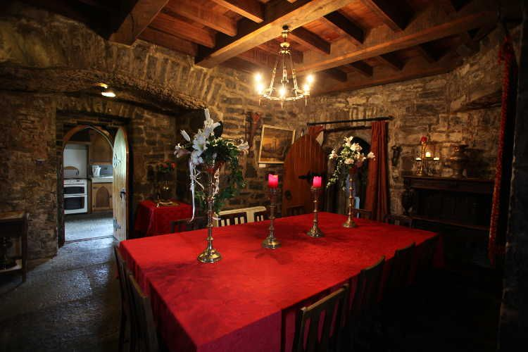 Castlediningroom 750×500  Library  Pinterest  Medieval Impressive Castle Dining Room Decorating Design