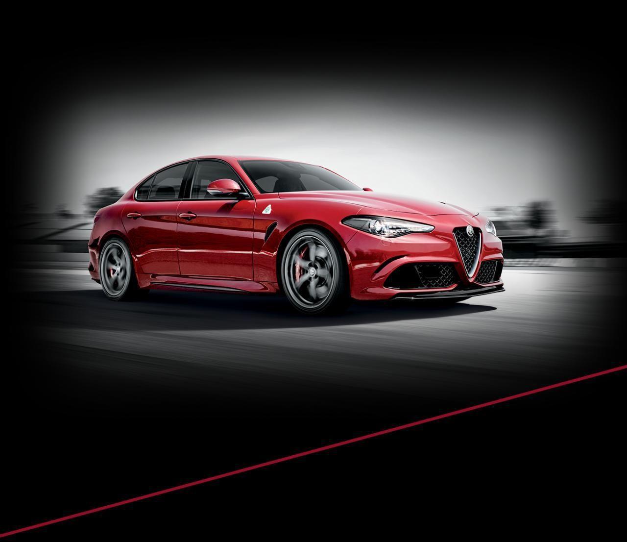 Alfa Romeo Revela Detalhes Do Giulia Quadrifoglio