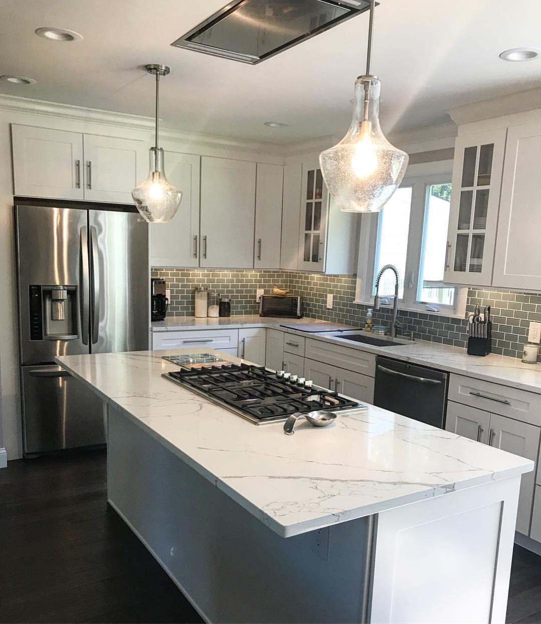 43 Amazing Master Kitchen that Inspire 2019 #kitchenremodel
