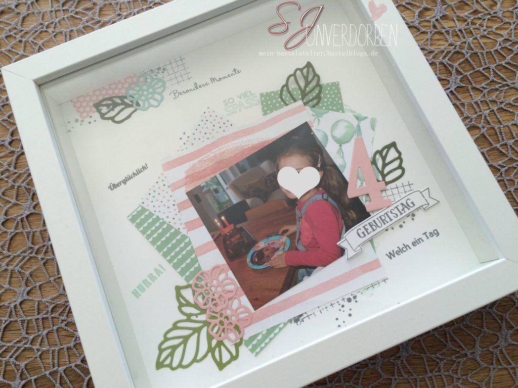 Fantastisch Erster Geburtstag Bilderrahmen Bilder - Rahmen Ideen ...