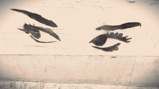 Street art in Firenze.