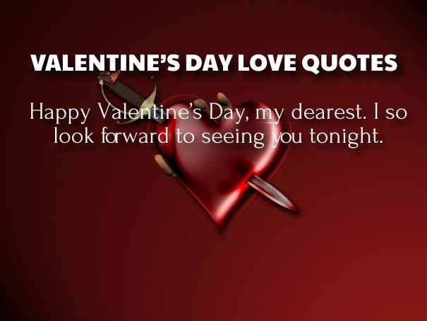 Valentines Day Love Quotes For Her Fair Valentines Day Love Quotes  Love Quotes For Her From The Heart