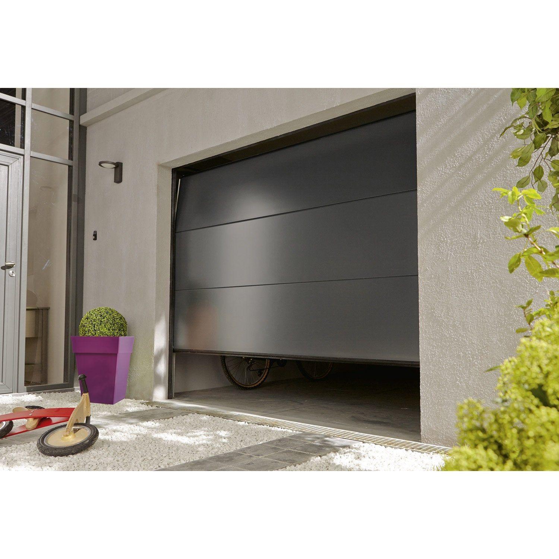 Portail Garage Sectionnel