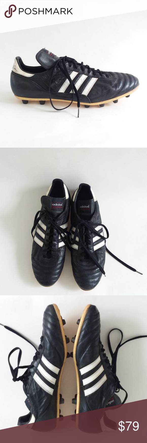 tragedia Samuel Gobernador  Adidas Copa Mundial Soccer Cleats Shoes Size 15 | Cleats shoes, Soccer  cleats, Mens soccer cleats