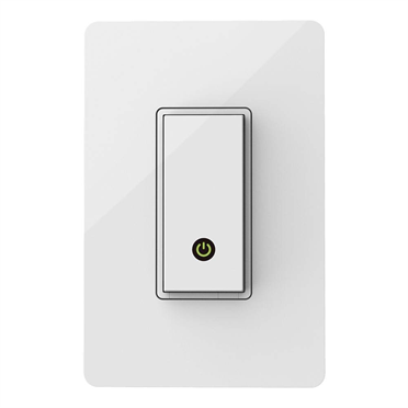 Wemo Light Switch Light Switch Smart Home Automation Home Automation