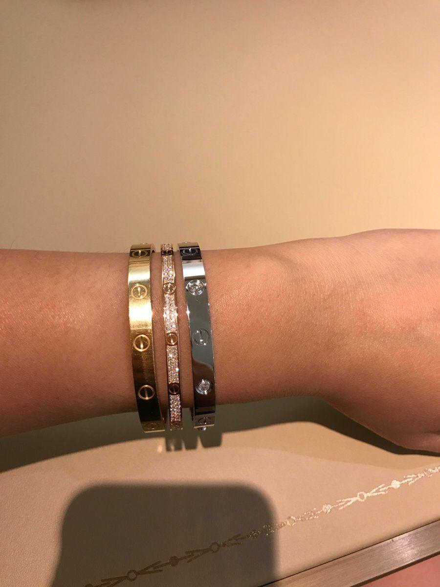 Cartier Love Bracelet Discussion Thread