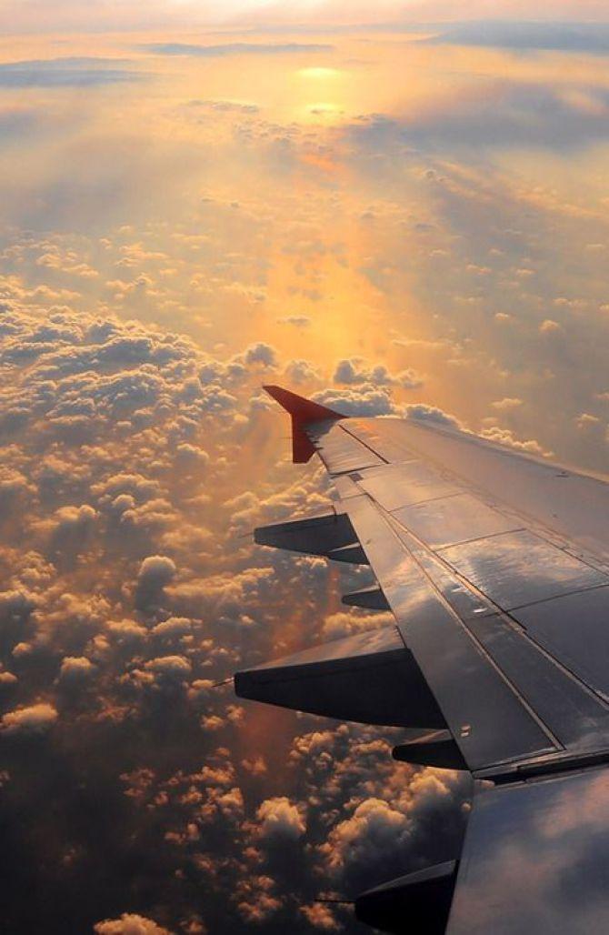 bon voyage en avion