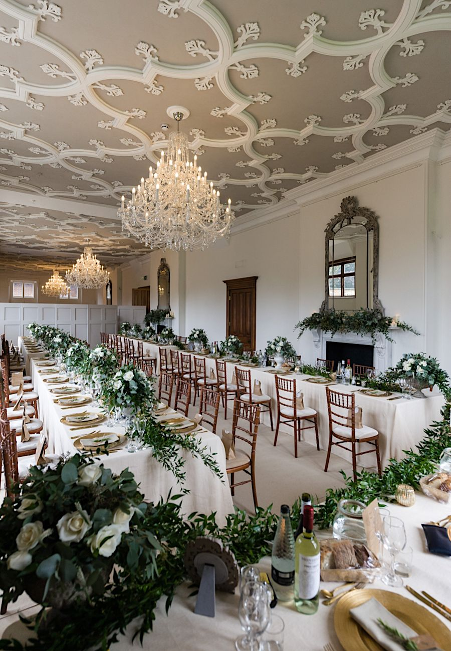 Manor House Wedding Photography By Shoot Lifestyle Green Themed
