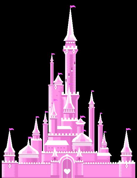 Pink Castle Png Clipart Picture Castle Clipart Castle Illustration Castle Vector
