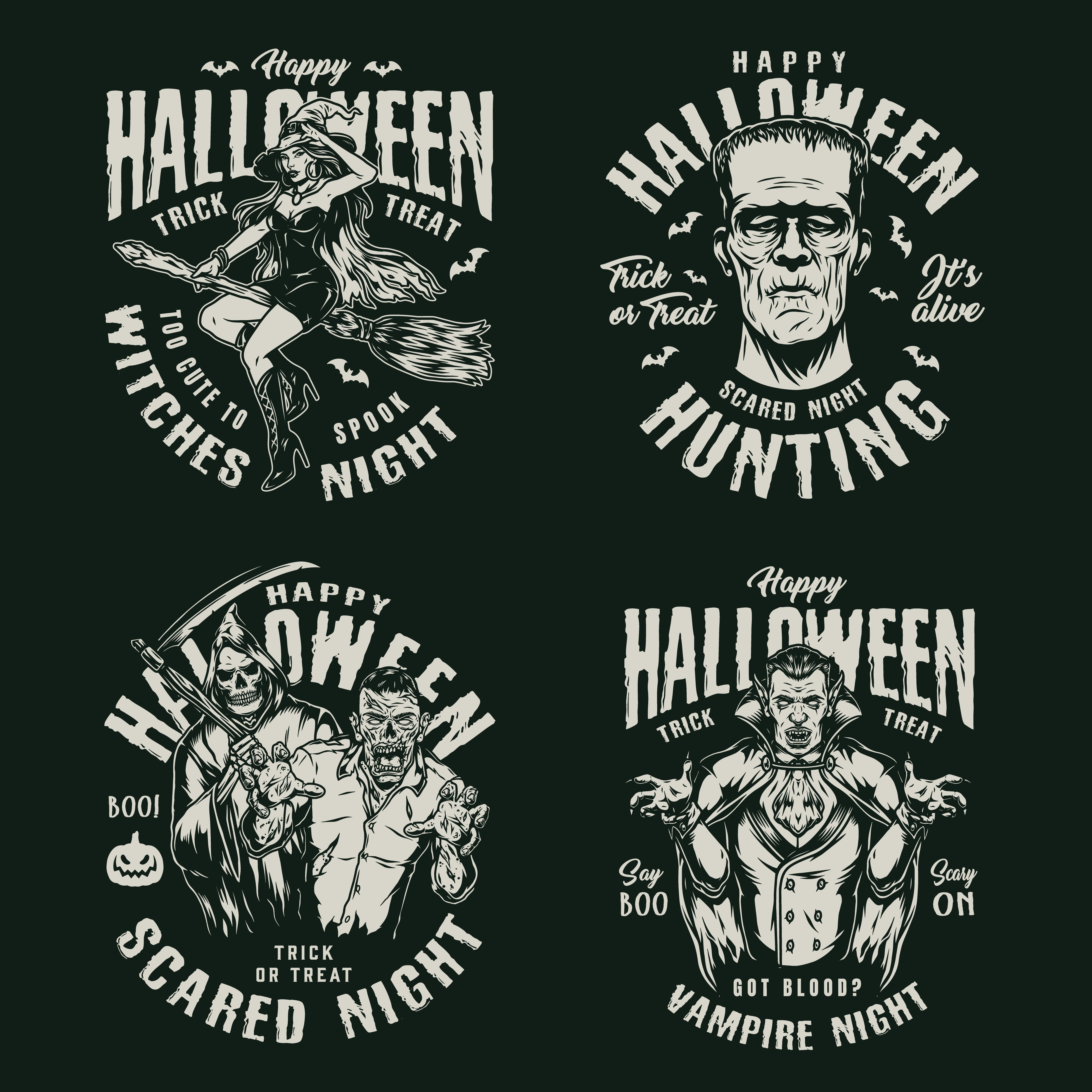 Holiday Brand Halloween 2020 Collection Happy Halloween designs 2020 in 2020 | Halloween design, Halloween