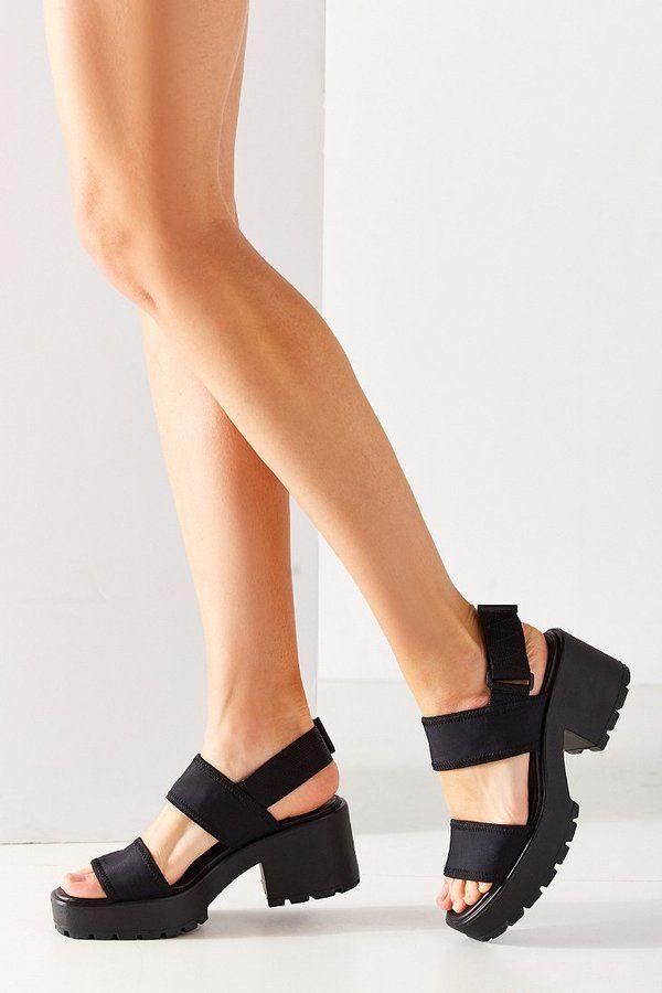 Dioon Shoemakers En Vagabond SandalSandale Plateforme 67vYbfgy