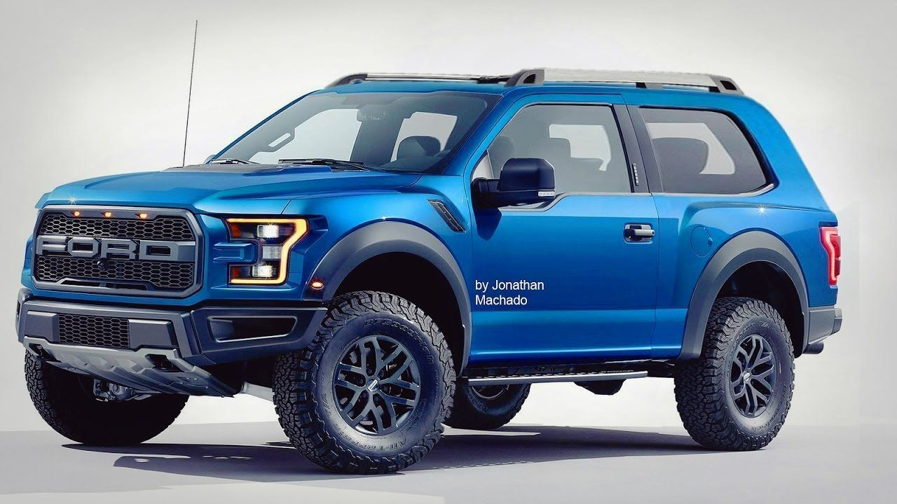 2018 Ford Bronco Pictures Price And Release Date