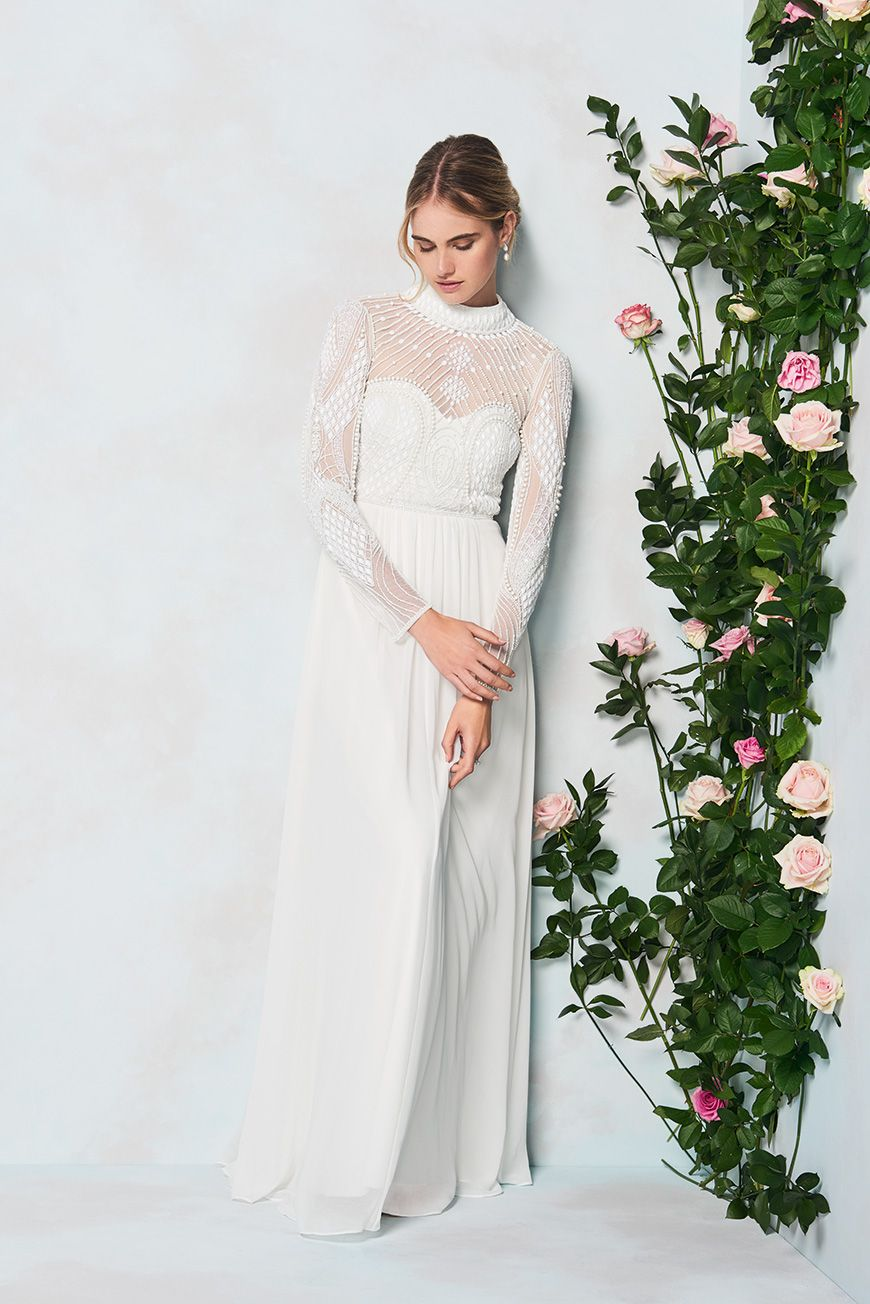 Phase eight introduce new line of beautiful high street wedding