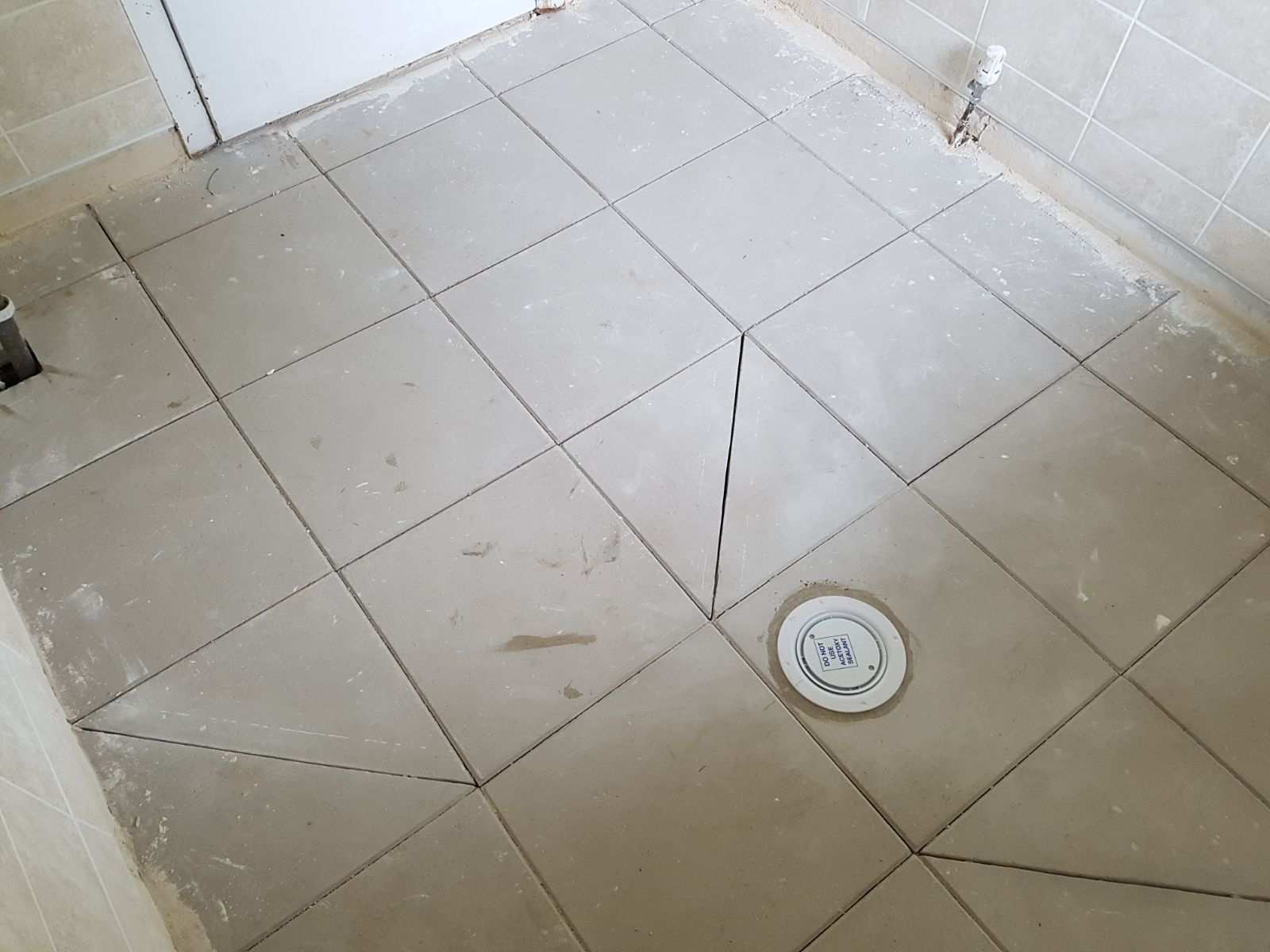 How to Install Bathroom Floor Tile If you are looking about how to ...