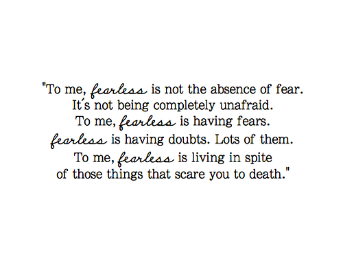 Taylor Swift Fearless Quote Words To Live By Fearless Quotes