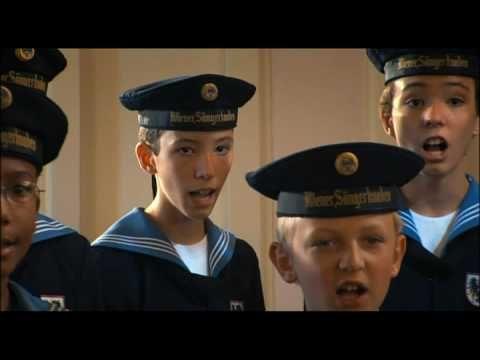 "Vienna Boys' Choir - Very funny video with the beautiful music of Carl Orff ""Carmina Burana"""