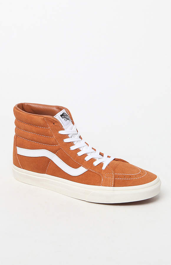 Vans Retro Sport Sk8-Hi Reissue Shoes 4dbc4ff3e56