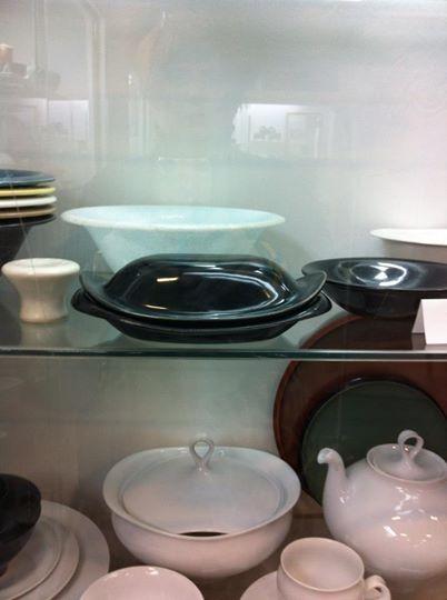 Russel Wright Decorama Vintage Modern Dinnerware https://www.facebook.com/decoramashop?pnref=lhc
