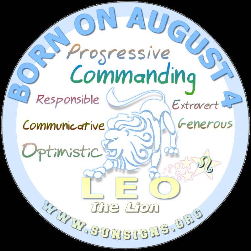 August 4 zodiac compatibility