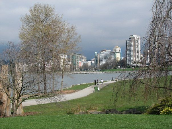 Vancouver, BC. One of my favorite trips ever