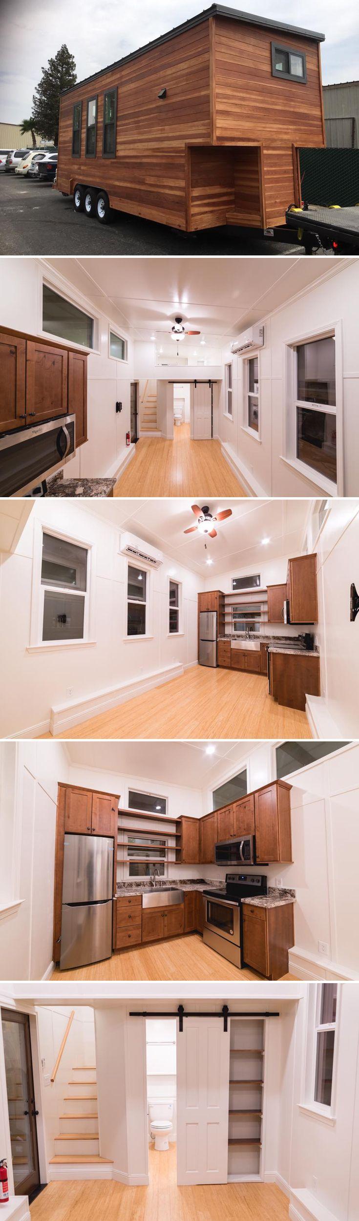 orey u0026 jenna u0027s tiny house by california tiny house