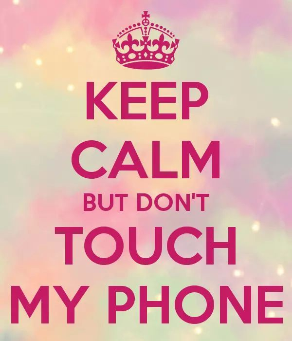Dont Touch My Phone Wallpapers For Girls Tap To See More IPhone