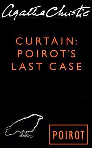 Curtain Poirot S Last Case Agatha Christie Agatha Christie Books Hercule Poirot