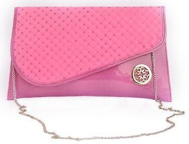 UrDiva-Fashions-Pink-Clutch-Sling-Handbag