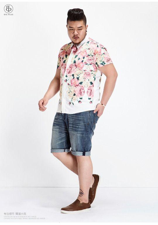 fashion tips plus size men conseil mode homme grande