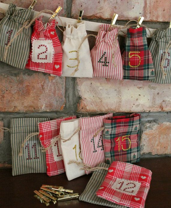 Best 25 christmas advent calendars ideas on pinterest - Pinterest advent ...