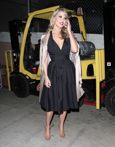 Christie Brinkley Little Black Dress Archetypechristie Brinkley