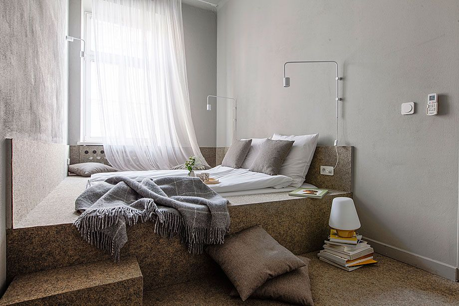 Modern Small Bedroom DesignsSmall Pin