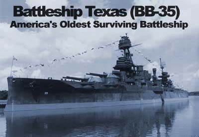 The Battleship Texas - LaPorte, Texas went there in 7th grade ...