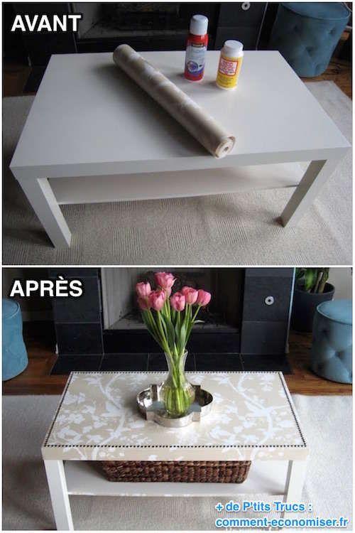 comment facilement transformer une table ikea en meuble. Black Bedroom Furniture Sets. Home Design Ideas
