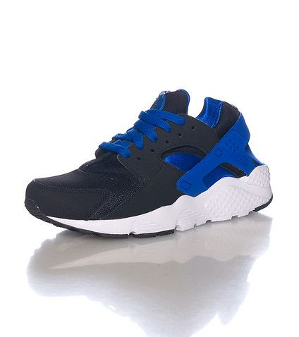 00a77388a2249 NIKE BOYS HUARACHE RUN SNEAKER Black