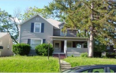 Foreclosure in Ohio. Minimum bid: $6700.