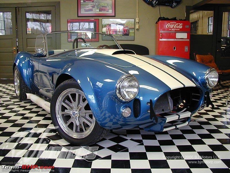 Shelby Cobra Gt