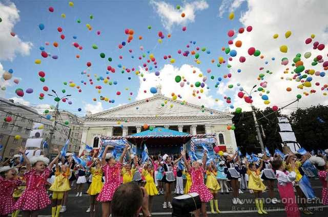 День города Воронеж 2019 года: какого числа, традиции новые фото