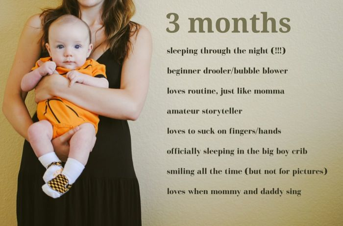 3 Month Pics