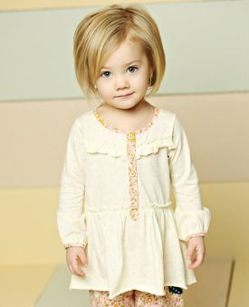 Good Hart Crescendo Poet Top And This Little Girls Hairhaircut - Hairstyle for 3 year girl