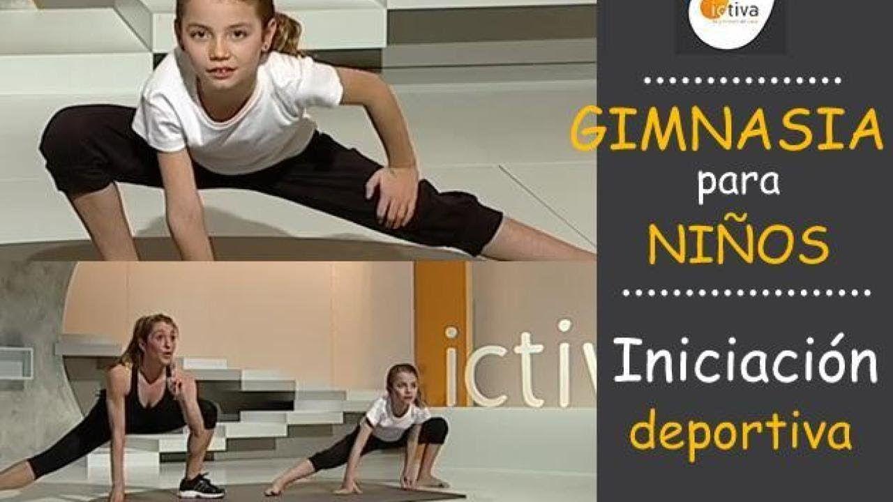 Gimnasia Para Niños Ejercicio Físico En Casa Para Niños Gimnasia Para Niños Ejercicios Para Niños Yoga Para Niños