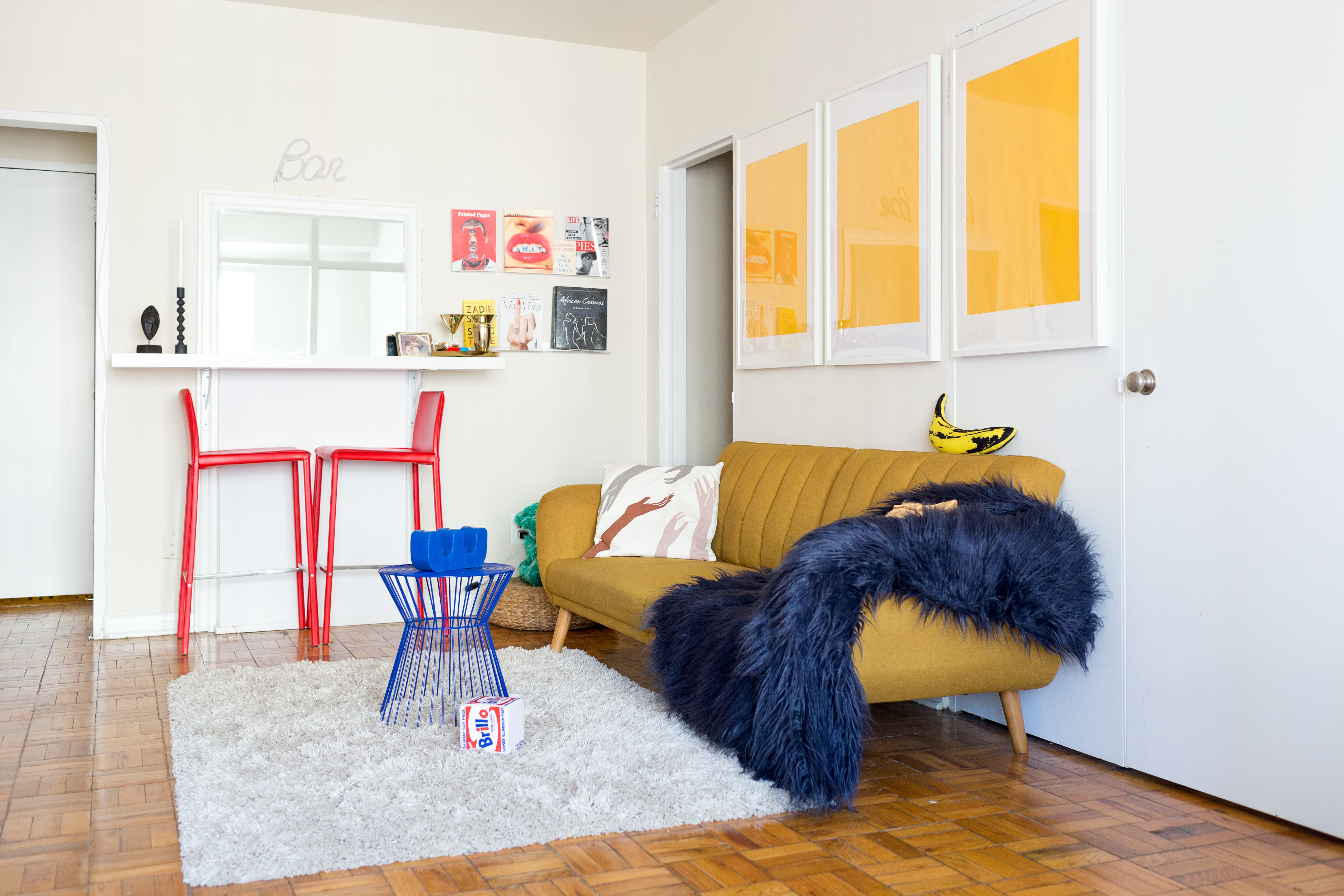 A D C Apartment With Pop Art Interior Design For My